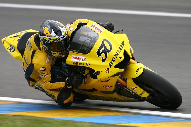 Sylvain Guintoli, Yamaha Tech 3