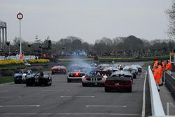 Surtees Trophy, Start
