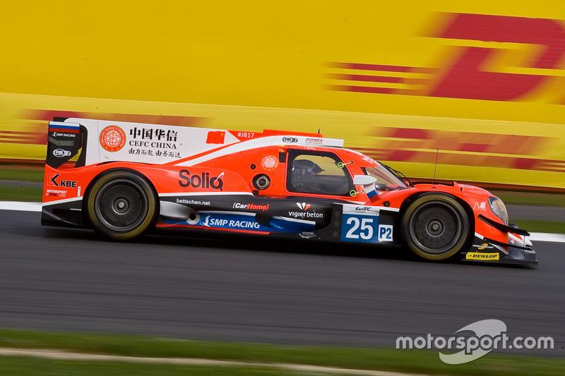 #25 CEFC Manor TRS Racing 07 Gibson: Roberto Gonzalez, Simon Trummer, Vitaly Petrov