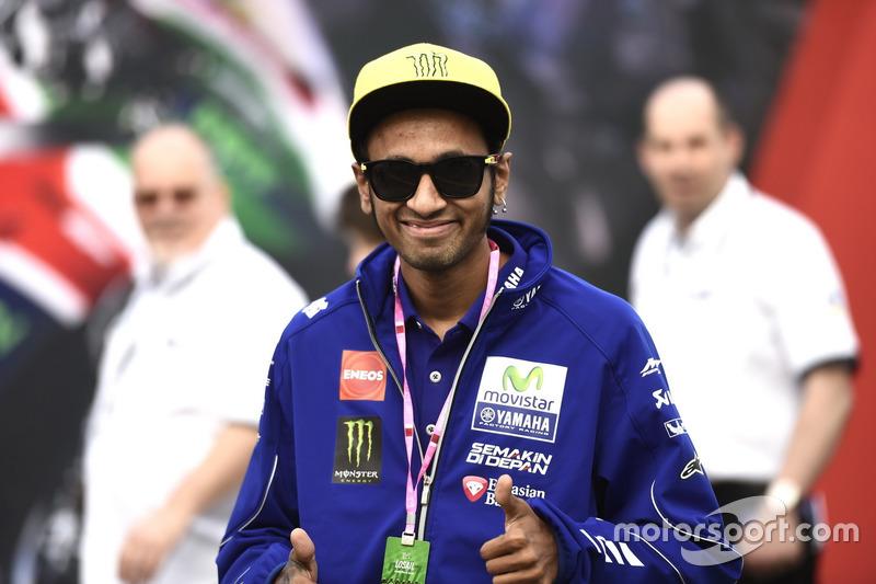 Qatar Rossi imitador