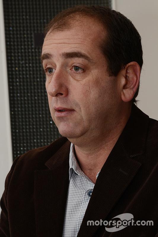 Vincent Beaumesnil, ACO-Sportdirektor