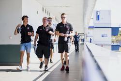 Нік де Вріс і Густав Малья, Racing Engineering