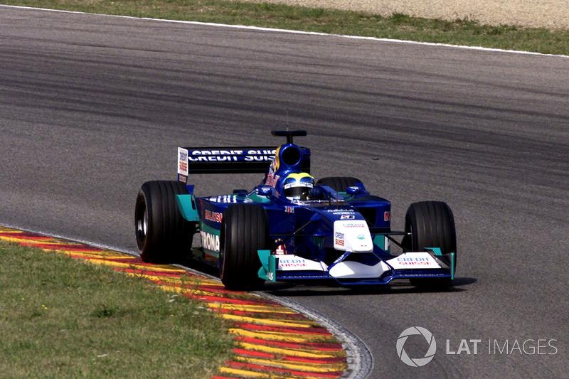 2001: o primeiro teste