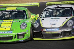 Alex De Giacomi, Dinamic Motorsport e Ivan Jacoma, Ghinzani Arco Motorsport