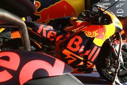 Bike of Bradley Smith, Red Bull KTM Factory Racing