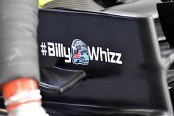 Un #BillyWhizz en soutien à Billy Monger