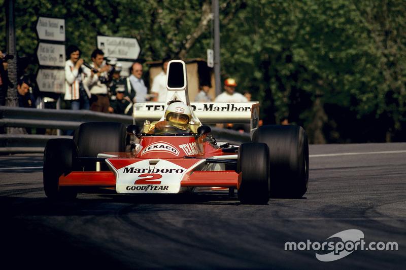 McLaren M23 (1973-1978)