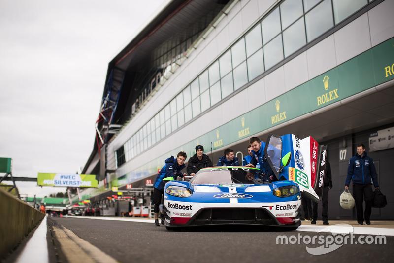 #66 Ford Chip Ganassi Racing, Ford GT: Olivier Pla, Stefan Mücke, Billy Johnson