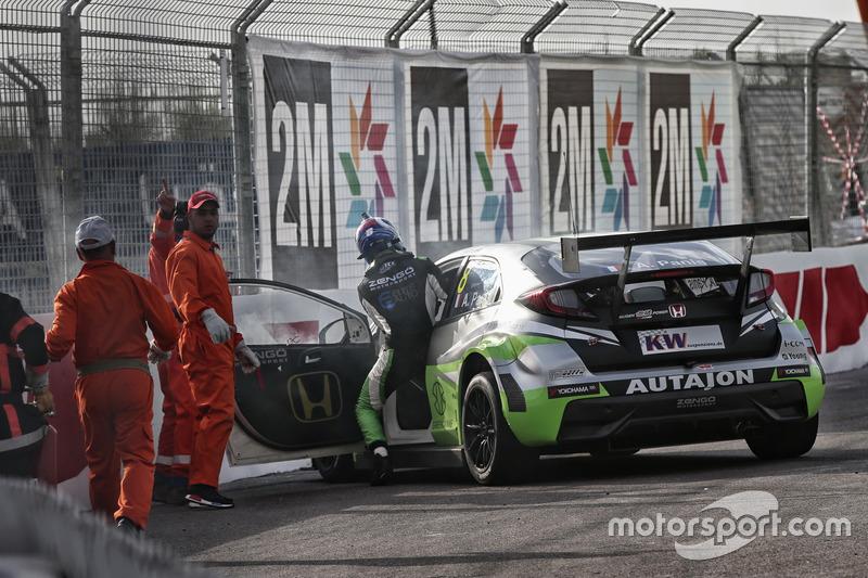Aurelien Panis, Honda Team Zengo, Honday Civic WTCC