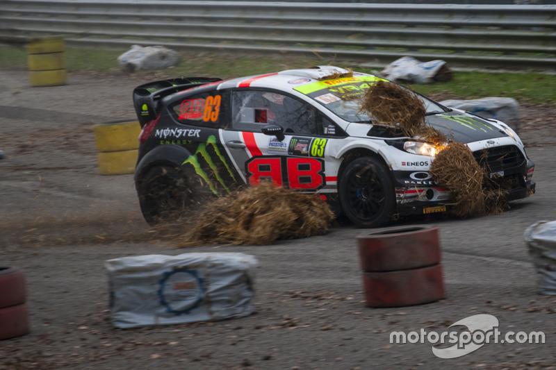 Roberto Brivio, Davide Brivio, Ford Fiesta