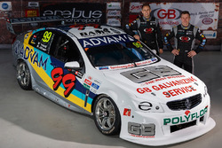 Erebus Motorsport retro renk düzeni