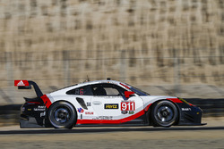 #911 Porsche Team North America Porsche 911 RSR: Патрік Пілет, Дірк Вернер