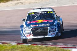 Per-Gunnar Andersson, EKS RX Audi S1