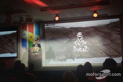 Präsentation: Dakar 2017