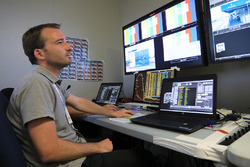 Grégory Huon, Al Kamel Systems TV Graphics Operator