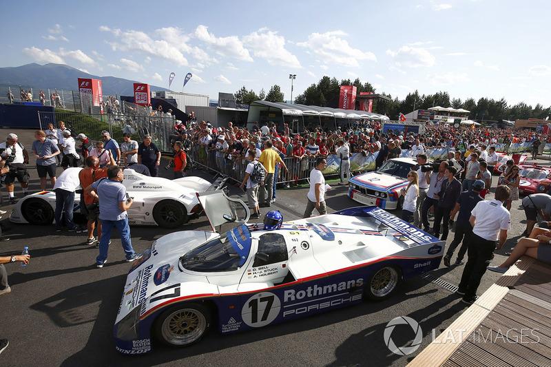 Porsche 962c Ханса-Йоахима Штука