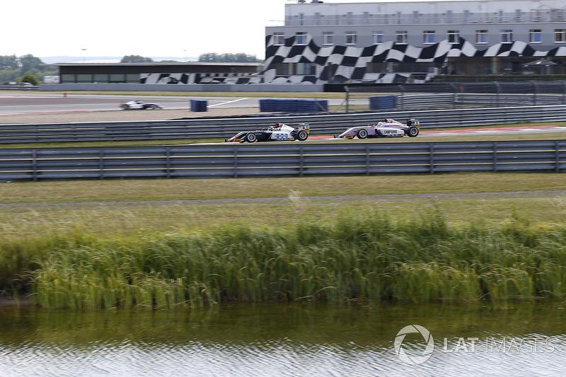 Fabio Scherer, US Racing, Tom Beckhäuser, Mücke Motorsport