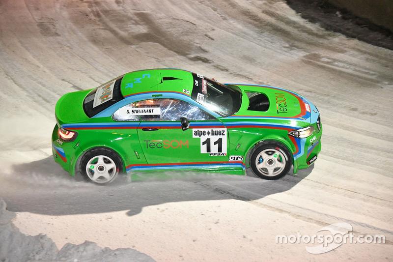 Gilles Stievenart, CMR BMW M2