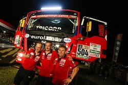 #504 Man: Hans Stacey, Jan van der Vaet, Hugo Kupper