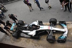 Mercedes AMG F1 W08, detail