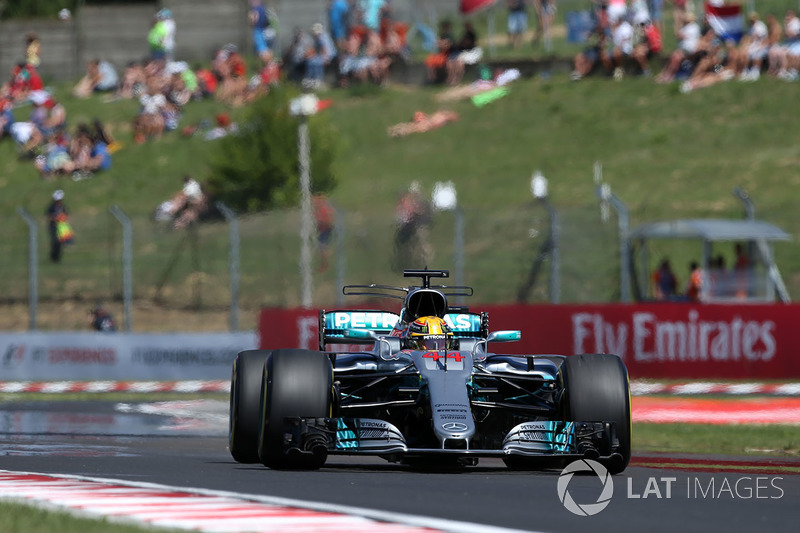 Lewis Hamilton, Mercedes-Benz F1 W0