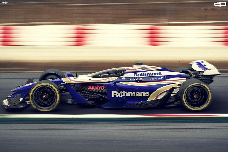 2025 Williams