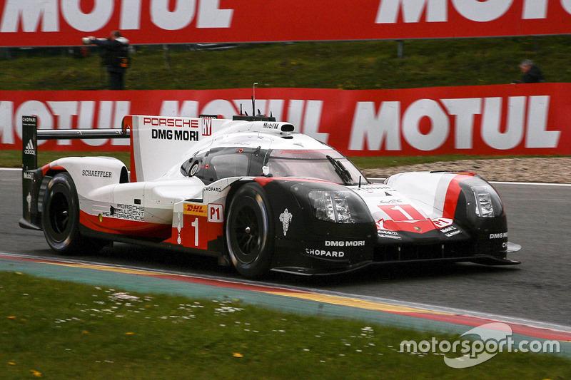 4. LMP1: #1 Porsche Team, Porsche 919 Hybrid