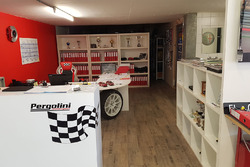 Pergolini Motorsport Werkstatt