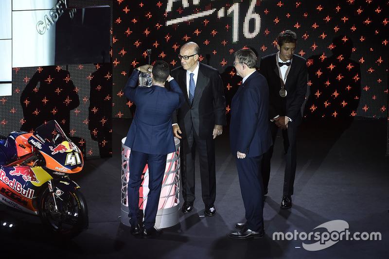 MotoGP-Weltmeister 2016: Marc Marquez, Repsol Honda Team