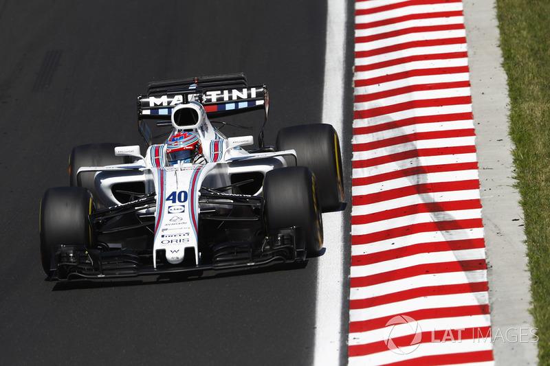 Além disso, Massa teve um mal-estar que o deixou de fora do GP da Hungria. Seu substituto foi Paul di Resta, que não conseguiu pontuar.
