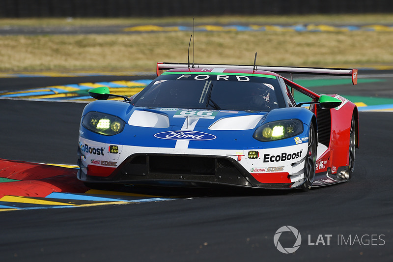 5. LMGTE-Pro: #66 Ford Chip Ganassi Racing, Ford GT