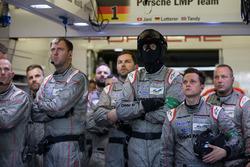 Porsche Team реагує на схід екіпажу №1