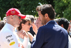 Adrian Newey, Mark Webber