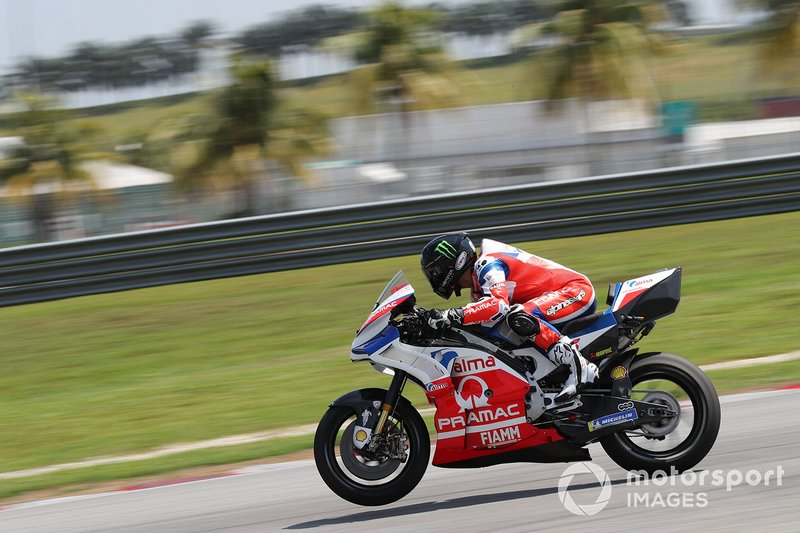 #63 Francesco Bagnaia (Italien) – Ducati Desmosedici GP18 (Jahrgang 2018)