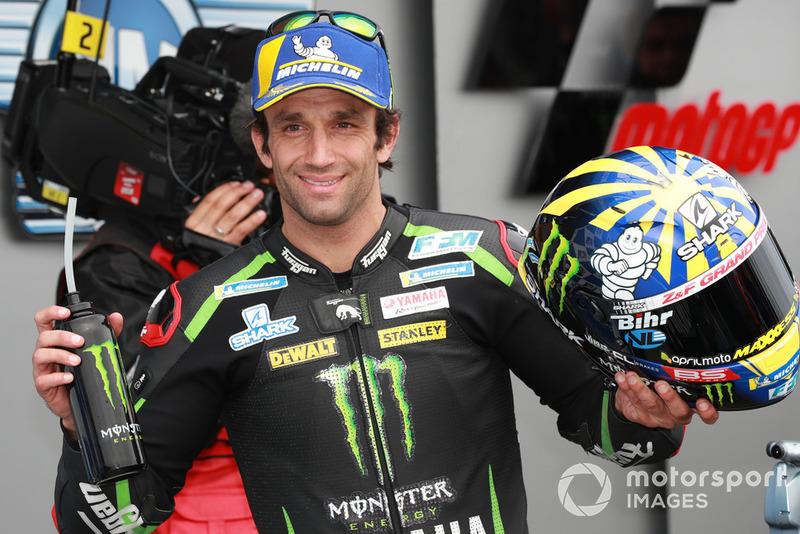 Третє місце у кваліфікації Жоанн Зарко, Monster Yamaha Tech 3