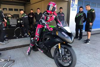 Lucas Mahias, Puccetti Racing