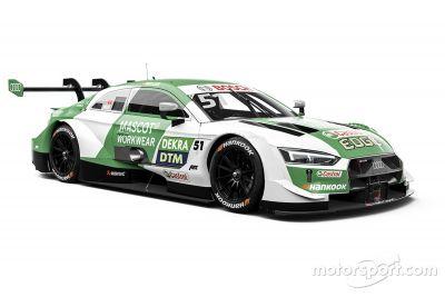Audi Sport livery onthulling