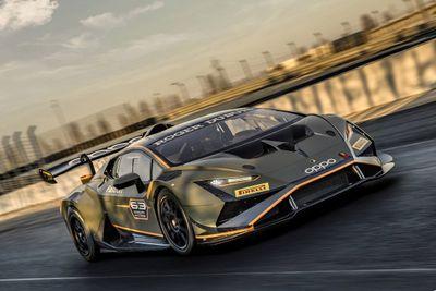 Lamborghini Huracán Super Trofeo EVO2 lansmanı