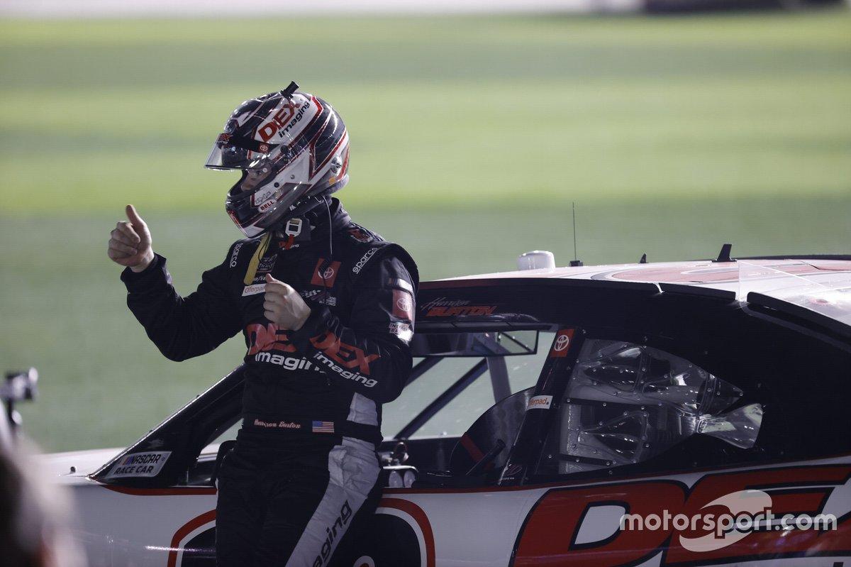 Harrison Burton, Joe Gibbs Racing Toyota