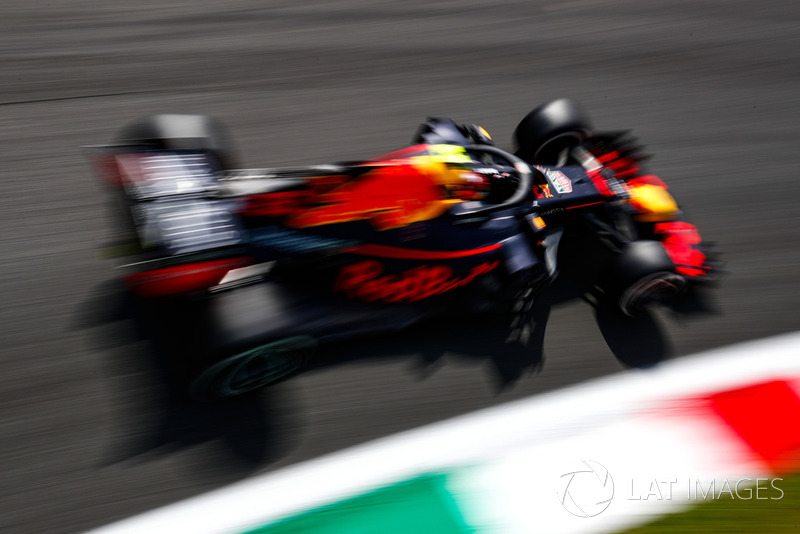 5. Max Verstappen, Red Bull Racing RB14