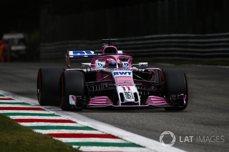 14. Серхио Перес, Racing Point Force India F1