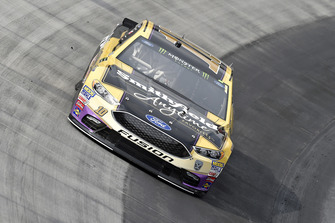 Aric Almirola, Stewart-Haas Racing, Ford Fusion Smithfield Anytime Favorites