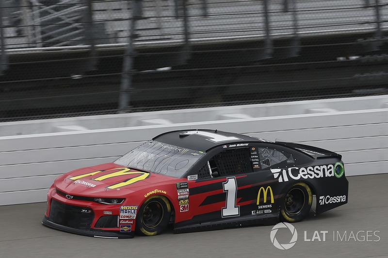 15. Jamie McMurray, Chip Ganassi Racing, Chevrolet Camaro McDonald's/Cessna