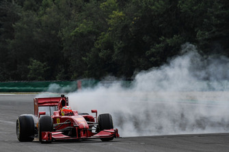 Esibizione Ferrari F1