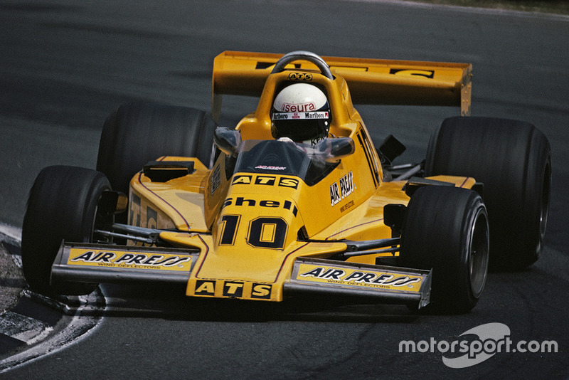Keke Rosberg: ATS (1978)