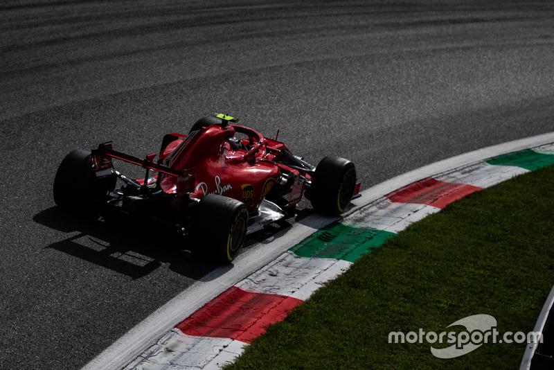 Schnell, schneller, Kimi Räikkönen