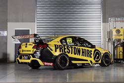 Car of Lee Holdsworth, Team 18
