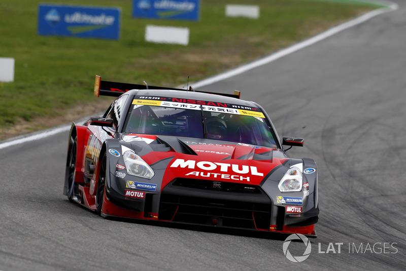 Ronnie Quintarelli, Nissan GT-R