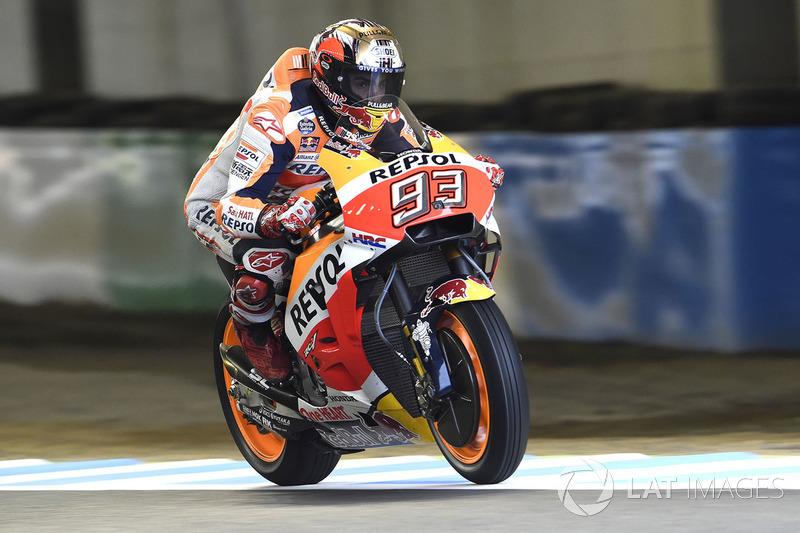 Marc Marquez: Kesalahan kecil buyarkan kemenangan | Berita MotoGP