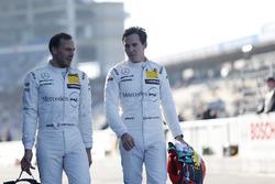 Gary Paffett, Mercedes-AMG Team HWA, Mercedes-AMG C63 DTM y Robert Wickens, Mercedes-AMG Team HWA, Mercedes-AMG C63 DTM